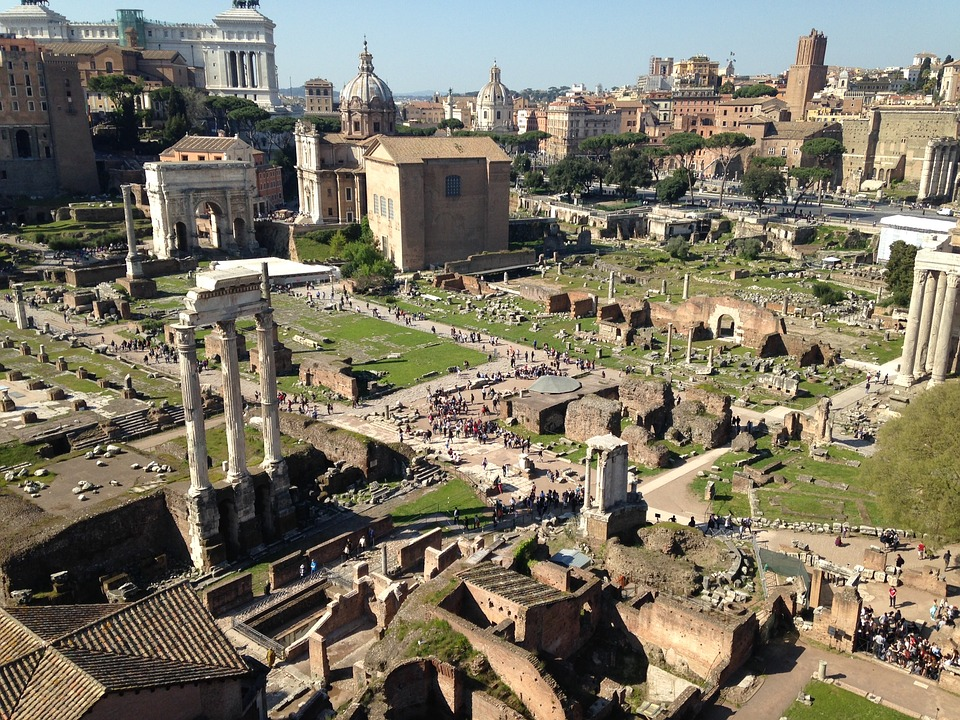 rome, ancient times, romans