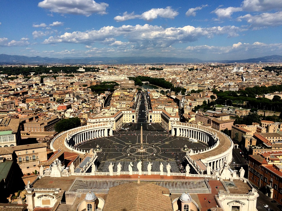 vatican, rome, catholic