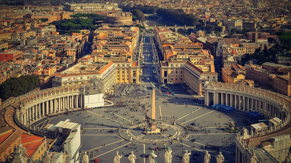 rome, the vatican, italy